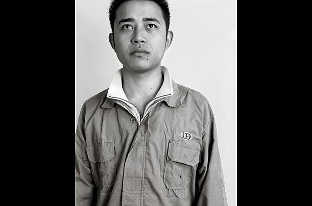 Portraits of Chinese Workers
