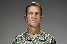 McChrystal in Afghanistan
