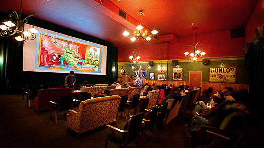 Portland: 10 Things To Do U2014 10. Movie Brewpubs   TIME