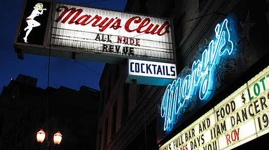 clubs strip portland maine