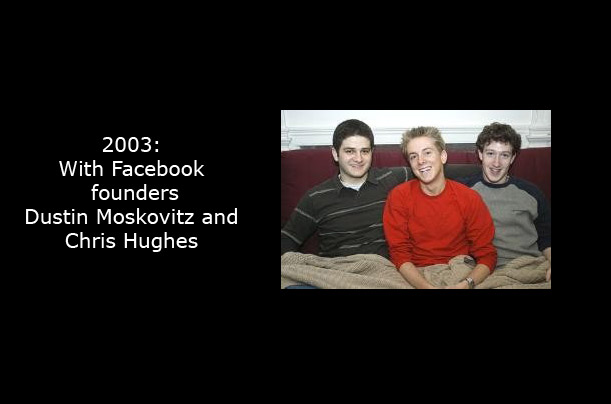 A Zuckerberg Family Album