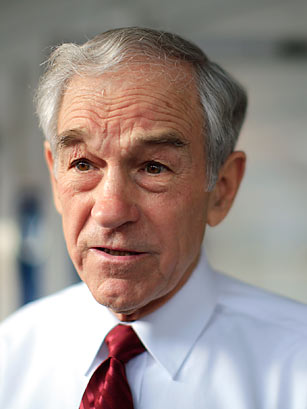 Ron Paul Time 100