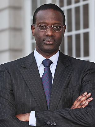 Tidjane Thiam - The 2010 TIME 100 Poll - TIME