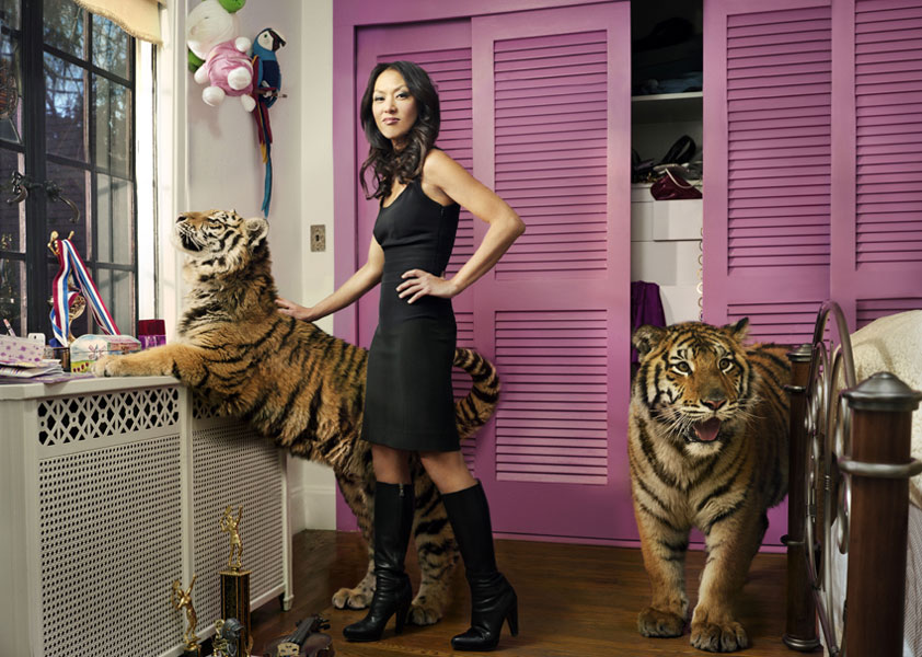 AMY CHUA - The 2011 TIME 100 - TIME