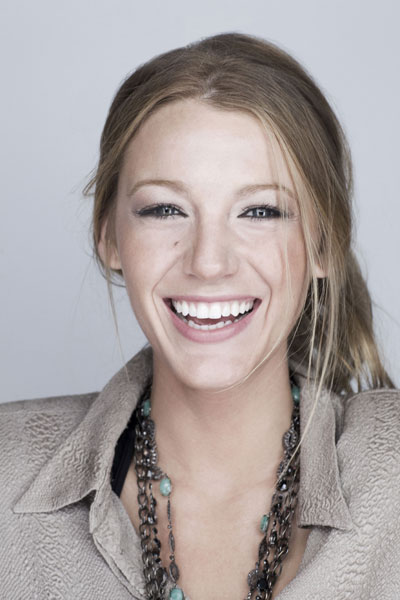 blake lively - the 2011 time 100