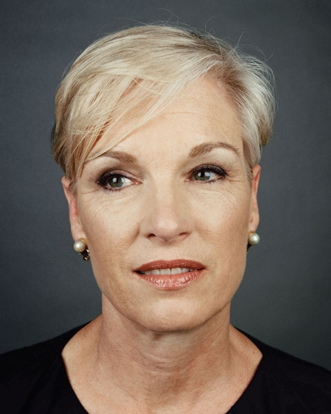 Cecile Richards The 2011 Time 100 Time