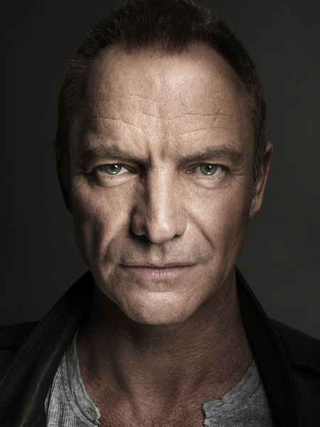 Sting The 2011 Time 100 Time