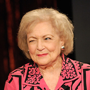 Betty White dek