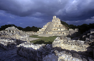 Top 10 End of the World Prophecies   Mexico Mayan ruins