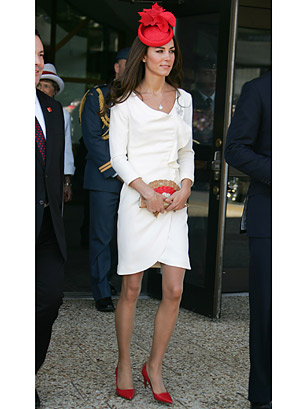 Kate middleton almost every day the top 10 everything of 2011