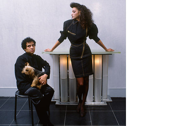 Azzedine Alaia All Time Top 100 Icons In Fashion Style And Design Time