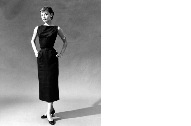 Audrey Hepburn All Time Top 100 Icons In Fashion Style And Design Time