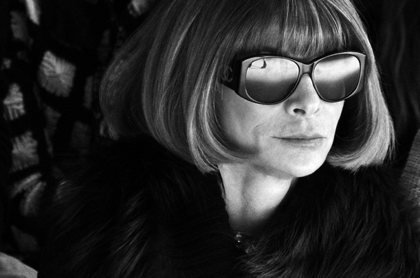 Anna Wintour All Time Top 100 Icons In Fashion Style And Design Time