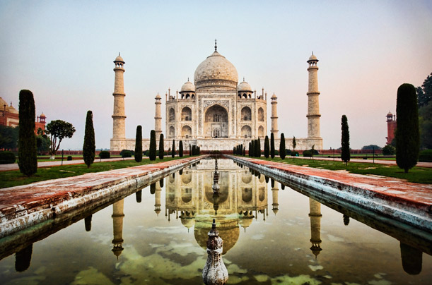 Taj Mahal India The Most Influential Places In History