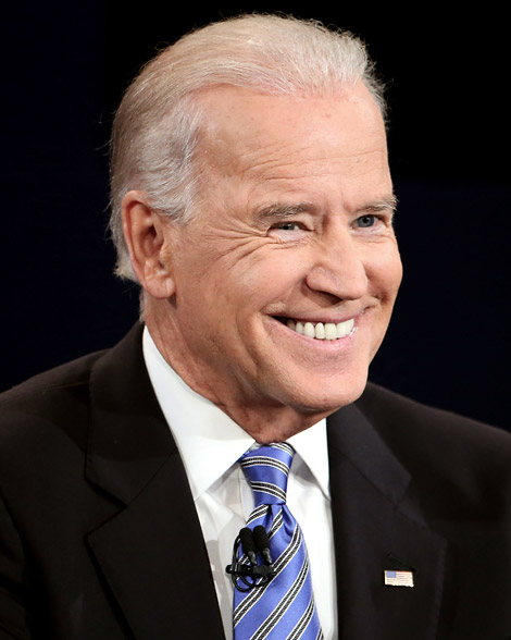Joe Biden - Who Should Be TIME's Person of the Year 2012? - TIME