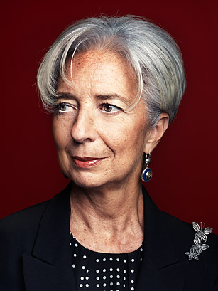 Christine Lagarde - 2012 TIME 100: The Most Influential People in ...