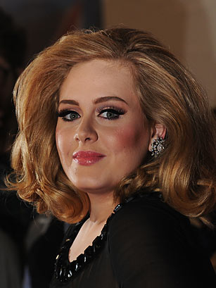 Adele 2012 TIME 100 Poll Vote For Nominees Now TIME