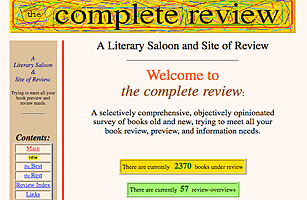 websites that review books