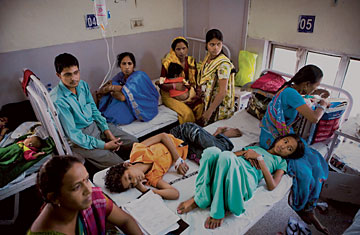 India S Medical Emergency Time