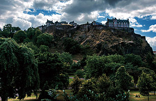 <span style='font-weight: bold'>Celtic charmer</span><br />Edinburgh's setting is beautifully rugged