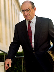alan greenspan essay antitrust At&t and whatever happened to antitrust the practice has long been in line with the views expressed by alan greenspan in an essay center for american progress.