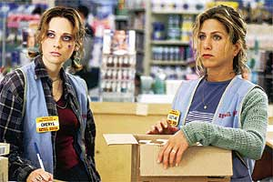 supermarket grocery retail jennifer aniston