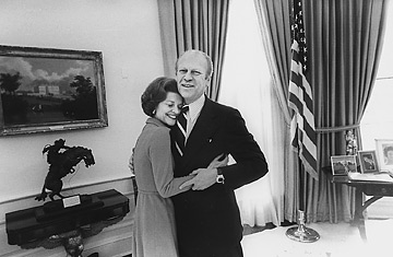 Gerald Ford Steady Hand For A Nation In Crisis Time