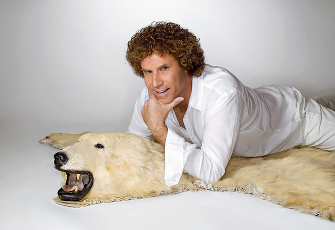 will ferrell shirtless