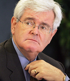 Newt Gingrich, ideological warrior