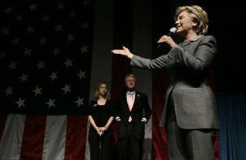 Hillary Clinton's Presidential campaign 2008