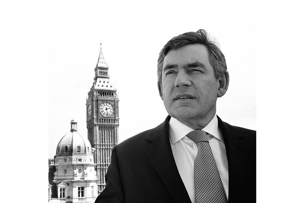 Britain Gordon Brown Stoddart