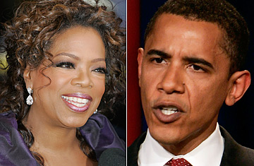 Do you think Oprah's big bucks will help Obama?