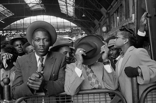 Britain Photography magazine Picture post immigrants getty
