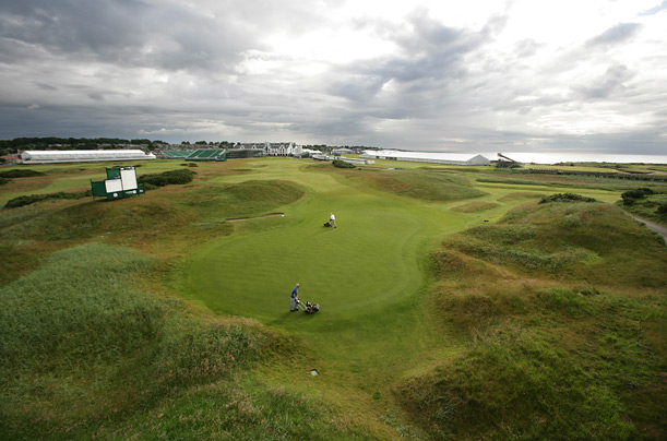 open golf championship carnoustie scotland