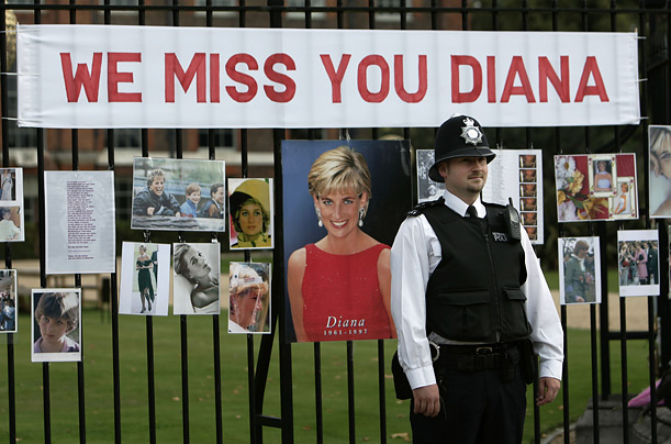 diana princess memorial