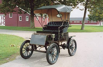 Horseless carriages v is for voltage electric vehicle forum for How to build a carriage