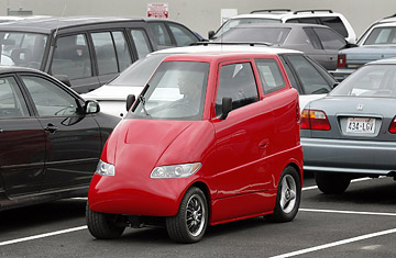 2005 Commuter Cars Tango The History Of The Electric Car Time
