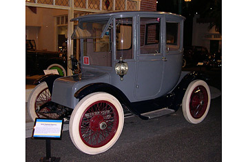 Detroit Electric The History Of The Electric Car Time