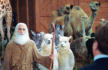 evan almighty 2007 dvd and conquer time