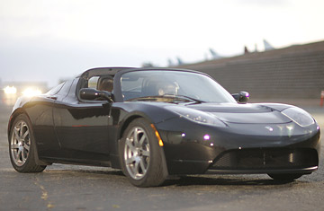 2006 Tesla Roadster The History Of The Electric Car Time