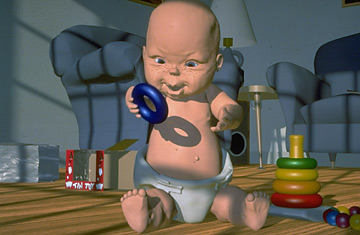 If you ever want to teach your kids about morals and emotions, just show them early Pixar shorts. I certainly learned a lot from them.  Except for Tin Toy, because fuck that creepy baby.