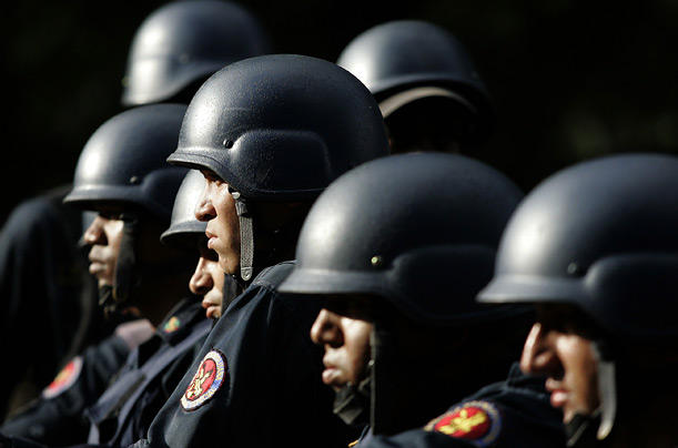 Riot Police - Photo Essays - TIME