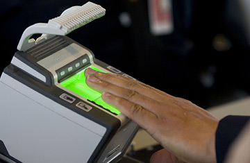 Fingertip scanner