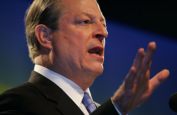 Time Magazine: Is Al Gore the Answer