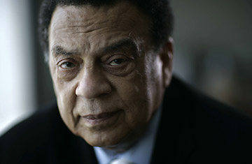 Ambassador Andrew Young Martin Luther King An Assassination