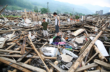 disasters are becoming more frequent and costly but there are steps we can take to improve our chances of survival