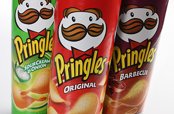 does the pringles man have a name