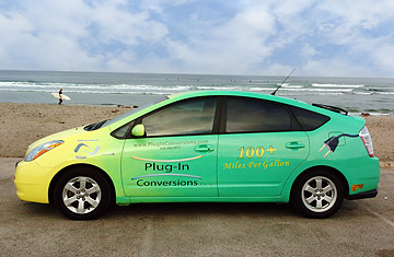 Plug In Conversions. Toyota Prius Owners Can Double Their Mileage ...