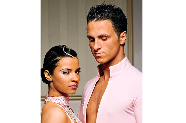Claudia Primeau-Suave & Christian Millette. 2nd, Ballroom Dancing, Dance Sport Championship, Double Tree Hotel, Toronto
