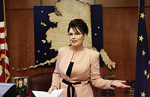 sarah palin republican vice presidential running mate